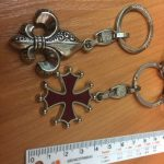 Славяно-арийский трилистник, Окситанский крест